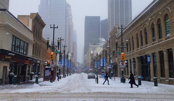 Calgary street BBB