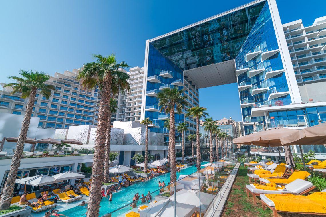 FIVE Palm Jumeirah Dubai Hotel and Resort