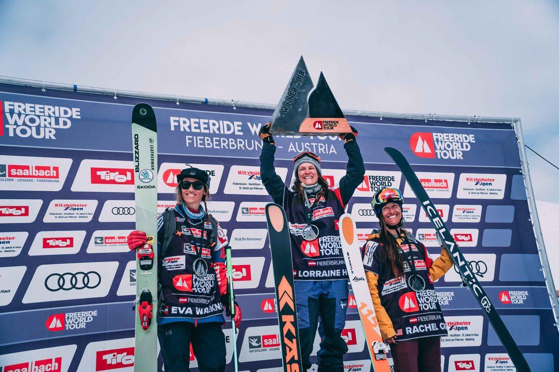 Freeride World Tour in Fieberbrunn
