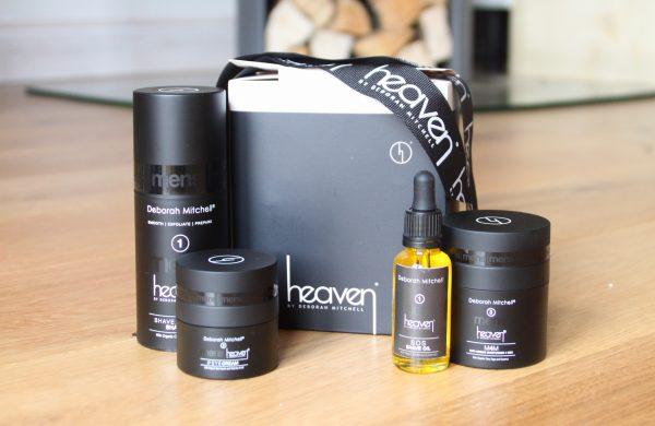 Heaven Skincare range