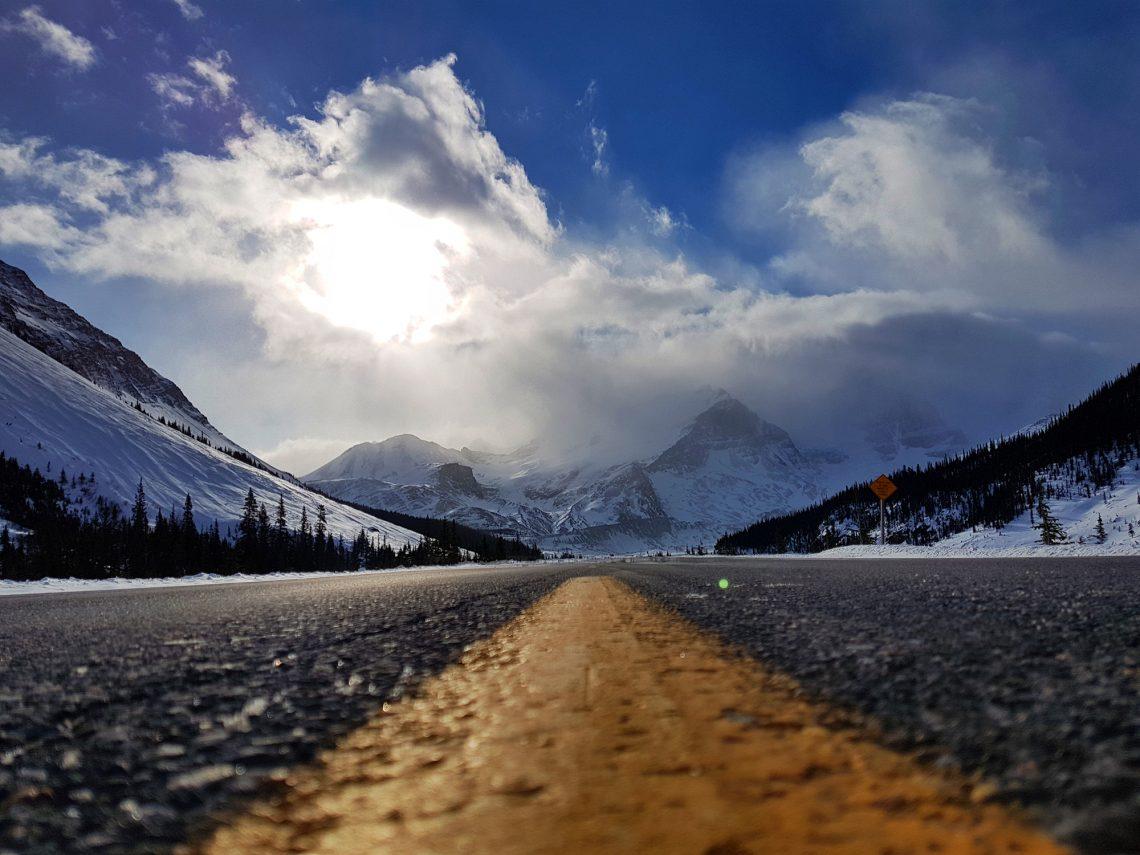 Winter in Alberta