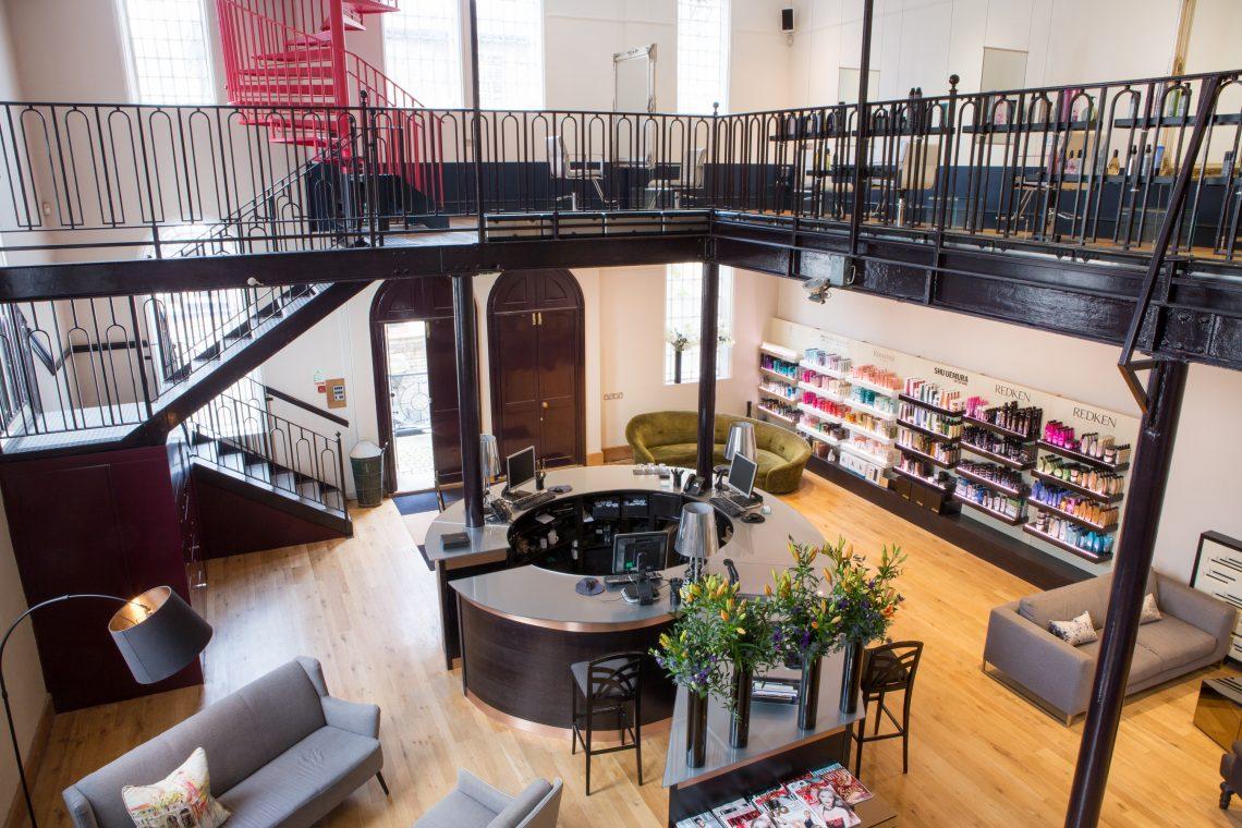 The Chapel Hairdressers Tunbridge Wells