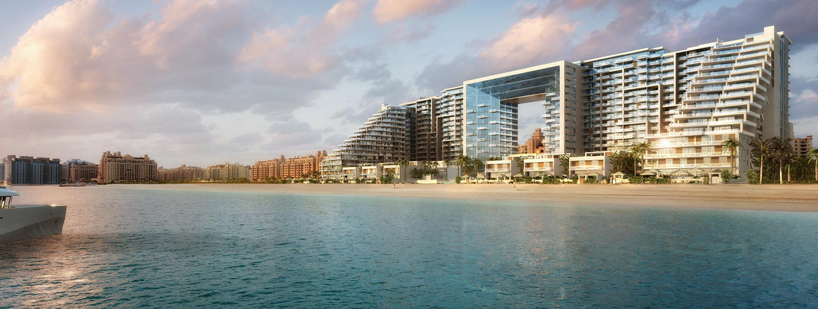 A truly grand entrance at FIVE Palm Jumeirah Dubai Hotel and Resort