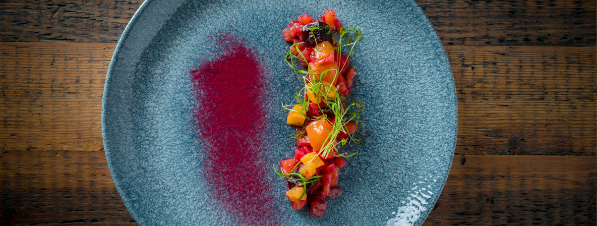 Hawkyns by Atul Kochhar: Spiced up Best of British