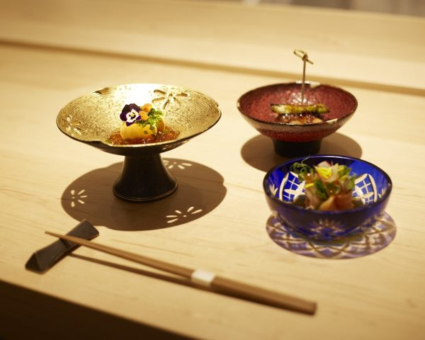 selection of bowl dishes
