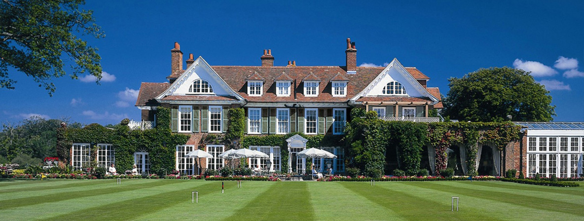 Charming English Countryside Luxury at Chewton Glen