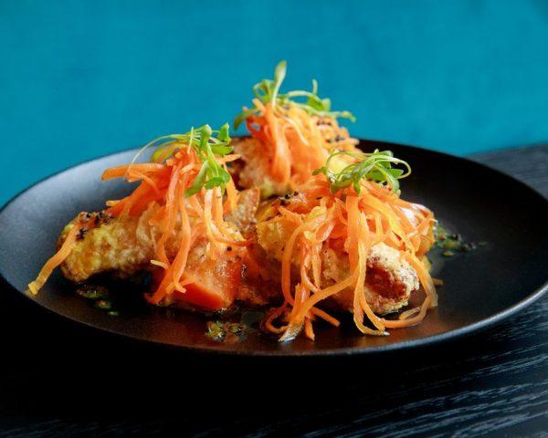 Inari tempure