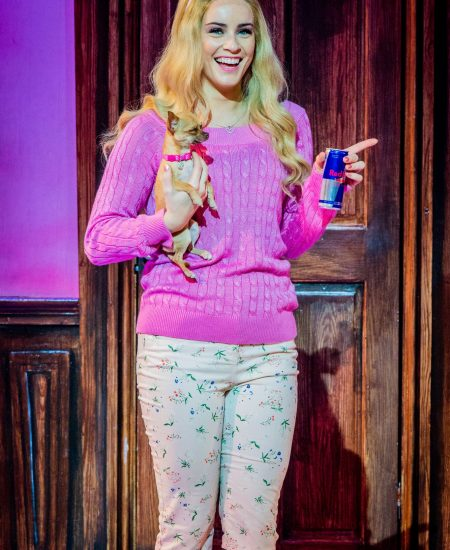 Legally Blonde Lucie Jones (Elle Woods), Bruisey (Bruiser Woods)_preview