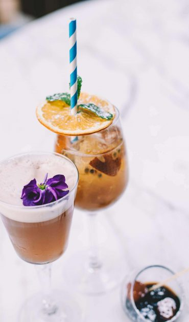 Cocktails Mina
