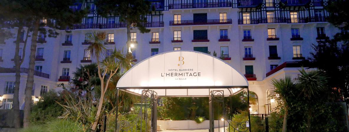 Parisians, Go West, to La Baule and Hôtel Barrière L'Hermitage
