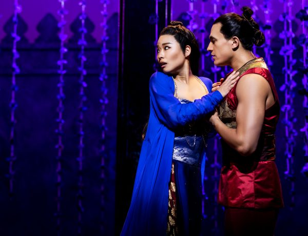 THE KING AND I - Na-Young Jeon and Dean John-Wilson - CREDIT - MATTHEW MURPHY