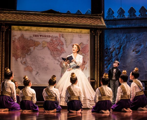 The King and I - Credit Matthew Murphy 2