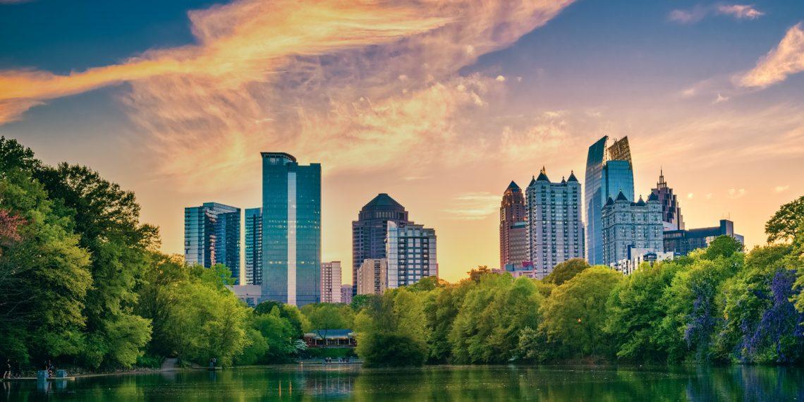 Atlanta City, Georgia