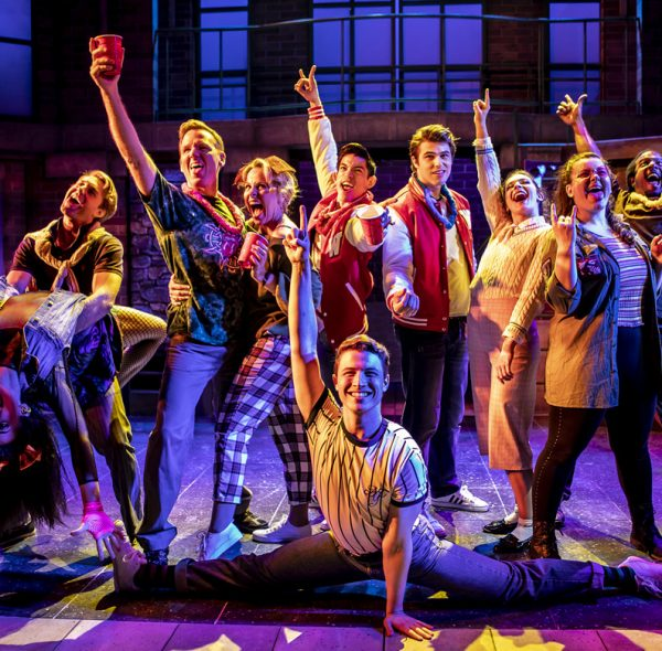 At The Other Palace until 4 August. Tickets available here: https://www.theotherpalace.co.uk/whats-on/heathers-the-musical  Don't miss the killer musical Heathers when it turns The Other Palace into a colourful riot of 1980s nostalgia this June for a strictly limited eight-week run. Following a sell-out workshop in The Studio, this hilarious adaptation of the classic 1980s movie features sensational brand-new songs and stars Carrie Hope Fletcher (Les Misérables, Addams Family Tour) as Veronica.    Greetings, salutations. Welcome to Westerberg High, where Veronica Sawyer is just another of the nobodies dreaming of a better day. But when she's unexpectedly taken under the wings of the three beautiful and impossibly cruel Heathers, her dreams of popularity finally start to come true. Until JD turns up, the mysterious teen rebel who teaches her that it might kill to be a nobody, but it's murder being a somebody…   Wickedly funny and with dazzling book, music and lyrics by Kevin Murphy and Laurence O'Keefe, Heathers is based on the 1988 cult hit, that starred Winona Ryder and Christian Slater, and produced by Bill Kenwright and Paul Taylor-Mills, the team behind the acclaimed stage adaptation of Carrie. With direction from Andy Fickman and electrifying choreography by Gary Lloyd, this is one class production you can't afford to skip.   How very.