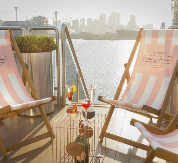 LP Lounge Deckchairs