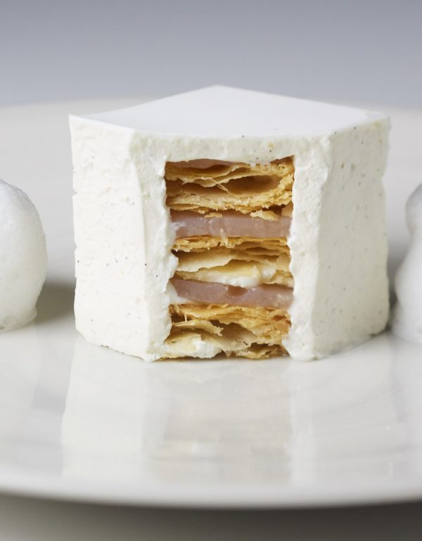 The White Millefeuille