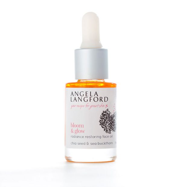Angela Langford Bloom Glow Radiance Restoring Face Oil 0