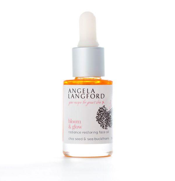 Angela Langford Bloom Glow Radiance Restoring Face Oil 0
