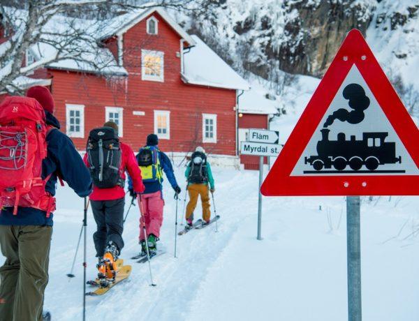 Freeride The Fjords Vatnahalsen Lodge Sverre Hjornevi