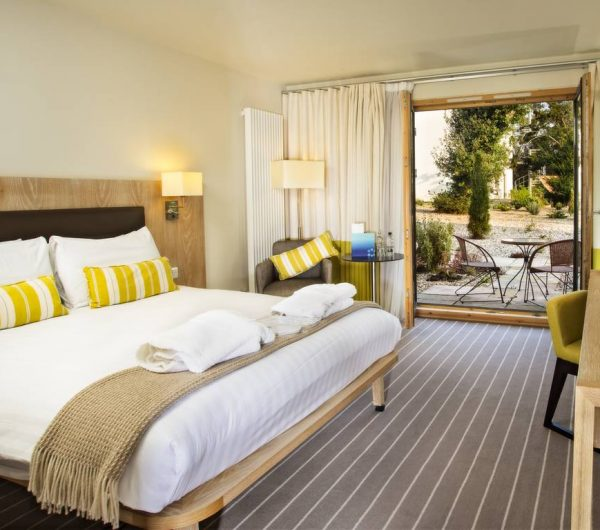 Lifehouse Spa And Hotel Bedroom