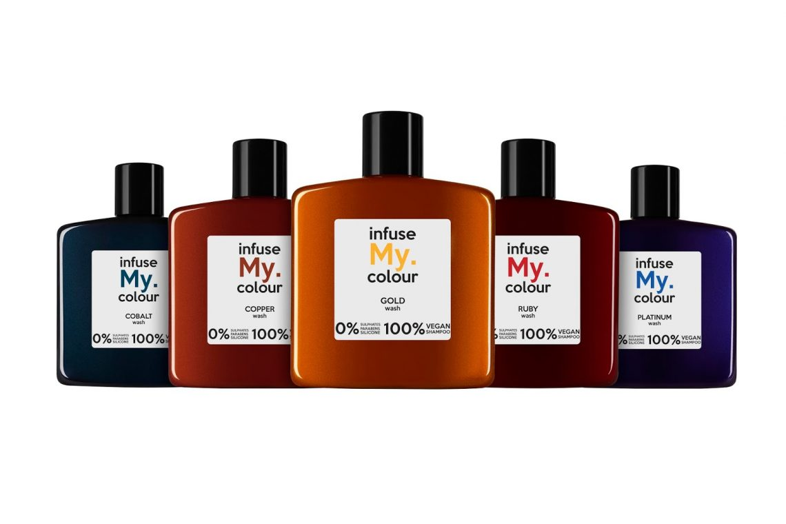 Infuse My. Colour Haircare