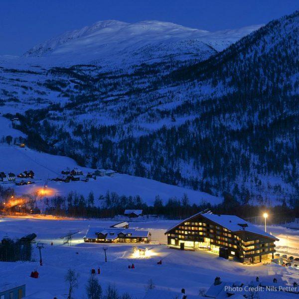 Myrkdalen Night