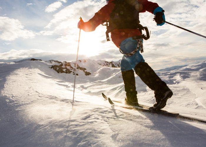Myrkdalen Ski Touring