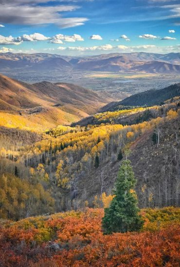 Park City Autumn