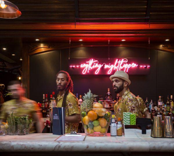 Bar At Havana