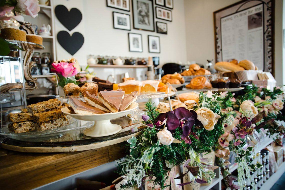 Betty Blythe Vintage Tea Room