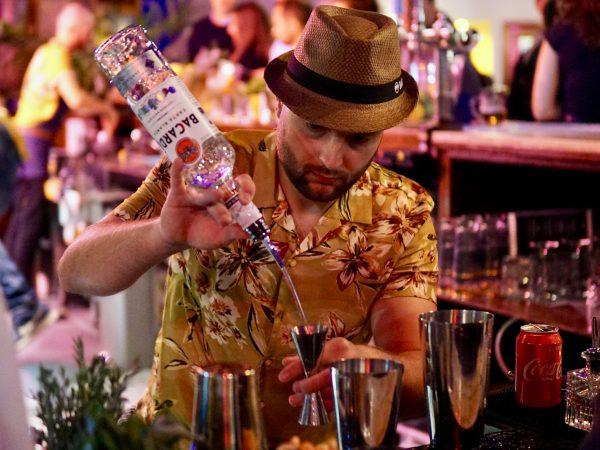 Cocktails At Havana