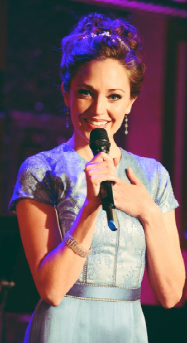 Laura Osnes Hosts The Broadway Princess Party 112294