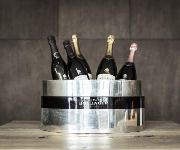 Restaurant Simon Taxacher Champagne