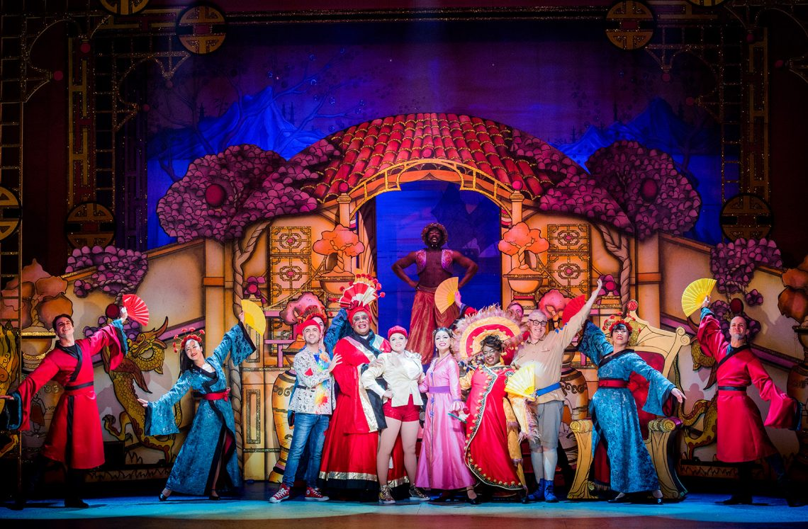 Aladdin: Pantomime at Hackney Empire