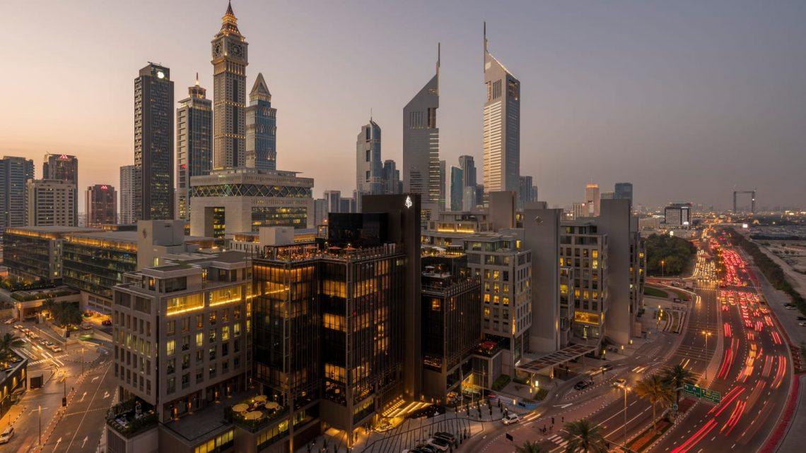 Four Seasons Hotel DIFC Dubai International Financial Centre