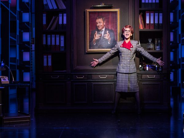 9 TO 5 THE MUSICAL. Bonnie Langford 'Roz Keith'. Photo Craig Sugden (2)