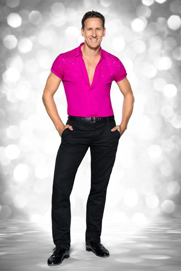 WARNING: Embargoed for publication until 00:00:01 on 22/09/2015 - Programme Name: Strictly Come Dancing 2015 - TX: 05/09/2015 - Episode: n/a (No. n/a) - Picture Shows: **EMBARGOED FOR PUBLICATION UNTIL 00:01 HRS ON TUESDAY 22ND SEPTEMBER 2015**  Professional Dancer Brendan Cole - (C) BBC - Photographer: Ray Burmiston