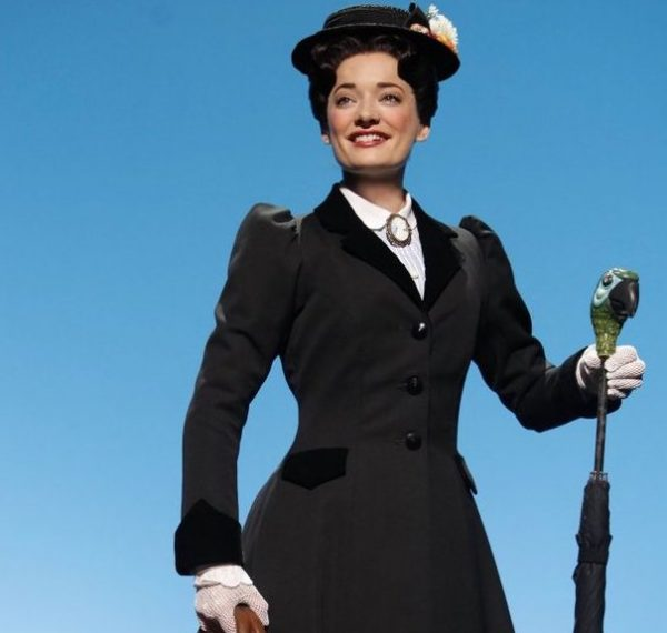 Michelle Kelly in Mary Poppins