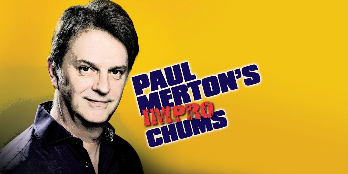 Interview with Paul Merton and Impro Chums