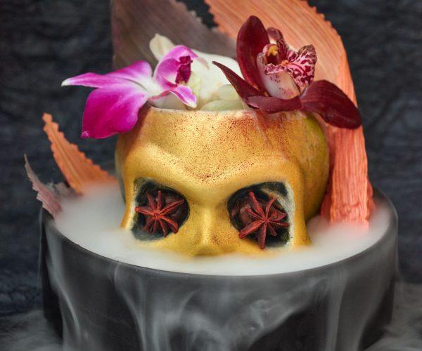 Skull Cocktail Ella Canta