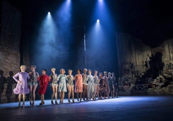 FOLLIES by Sondheim ;  Directed by Dominic Cooke ; Designed by Vicki Mortimer ; Lighting Designer - Paule Constable,  at the National Theatre, London, UK ; 2019 ; Credit : Johan Persson /