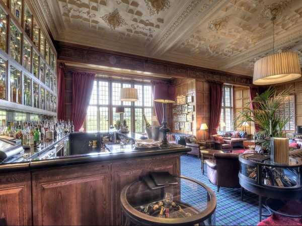 Bar Bovey Castle