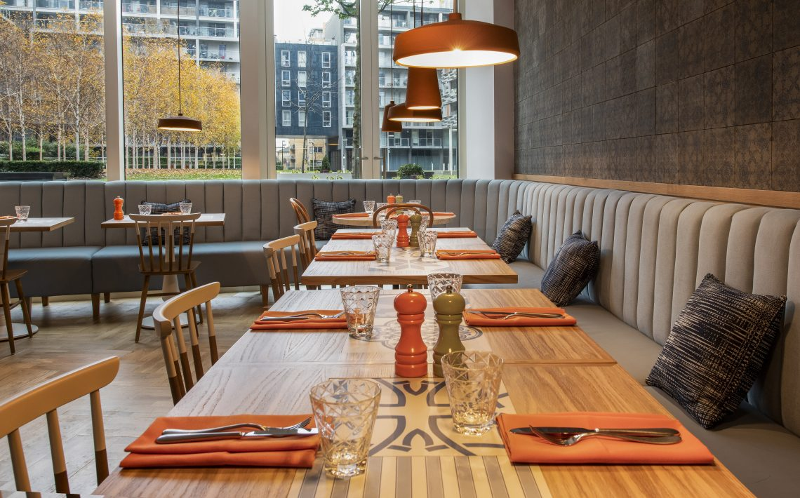 Bottomless brunch at Lincoln Plaza Food Store
