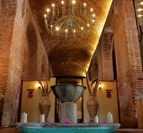 Hacienda El Carmen spa