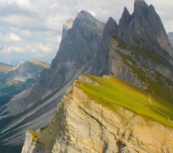 Val Gardena Odle Group Mountains