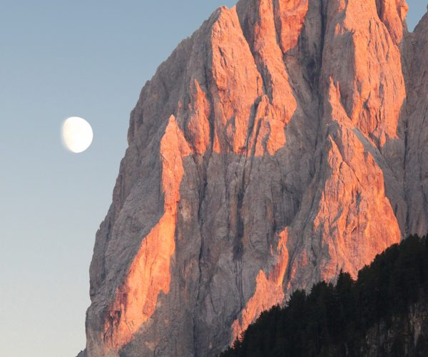 Val Gardena - long rock
