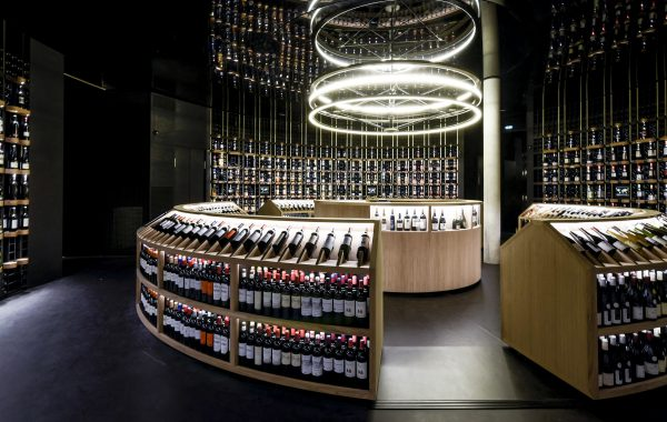 wine shop cite du vin