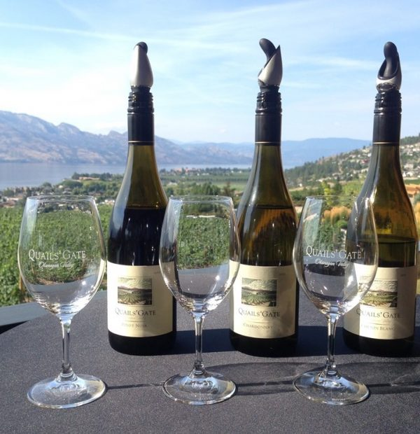 Tasting-three-Quails Winery