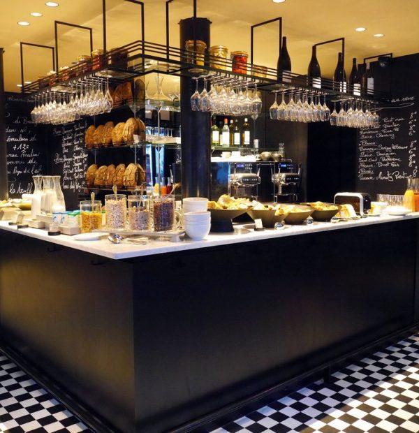 hotel de nell breakfast