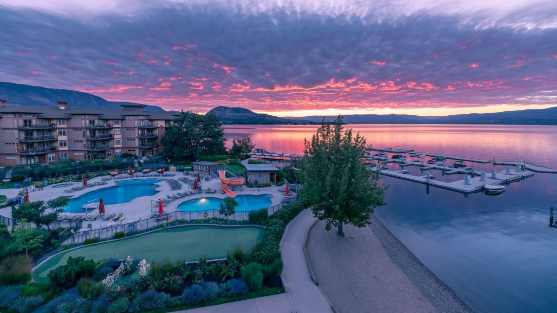 Cove Lakeside Resort, West Kelowna